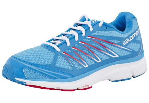 Salomon X-Tour 2 Bleu - Chaussures Chaussures-de-running Homme
